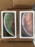 Apple iPhone XS 500EUR Apple iPhone XS Max 550EUR