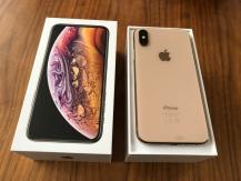 Apple iPhone XS 64GB = 400 EUR , iPhone XS Max 64GB = 430EUR