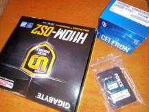 Gigabyte GA  H110M DS2 DDR4  - Intel Celeron G3930 + ΔΩΡΟ