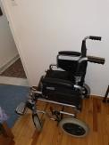Καροτσακι αναπηρικό, καρεκλακι μπάνιου, καγκελα κρεβατιου