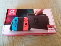 Nintendo Switch ΟΛΟΚΑΊΝΟΥΡΙΟ του κουτιού Ευκαιρία 250 €