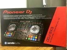 Pioneer DDJ-SX3 Controller = 550 EUR, Pioneer DDJ-1000 =€550