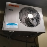 Πωλείται aircondition Hitachi 18000 BTU