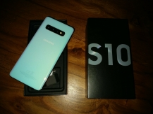 SAMSUNG GALAXY S10 128GB €500 E SAMSUNG GALAXY S10+ = €550