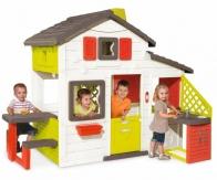 ΣΠΙΤΑΚΙ ΚΗΠΟΥ FRIENDS HOUSE ΜΕ ΚΟΥΖΙΝΑ,SMOBY (810200)